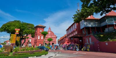 Travel Through Writing: Culture, Chaos & Colour of Melaka